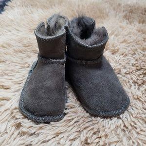 b07eb86a5f4 Baby UGG Australia Faux Fur Boots